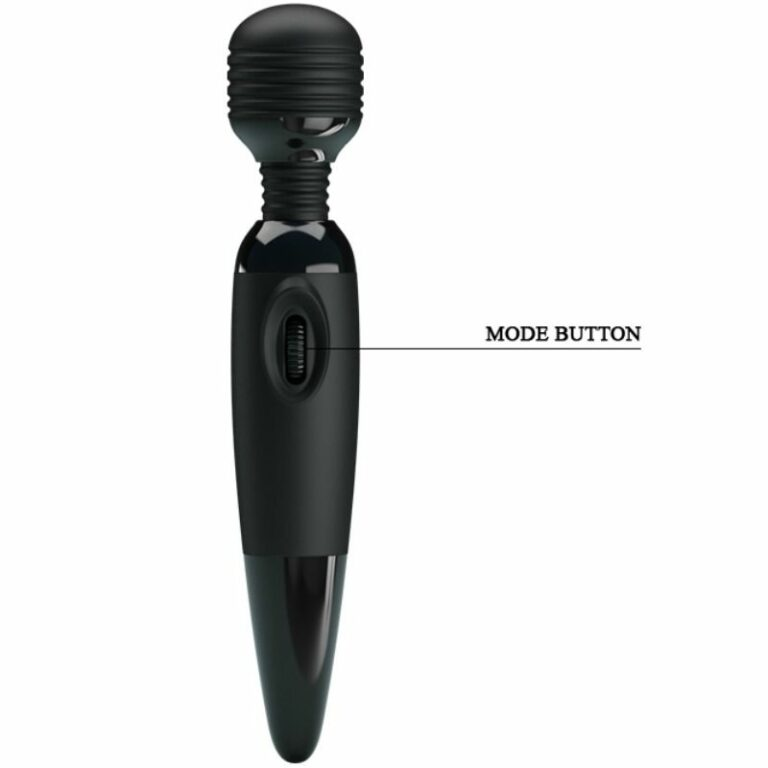 BAILE POWER HEAD BAILE SENSUAL MASSAGER MASAJEADOR CON CABEZAL INTERCAMBIABLE