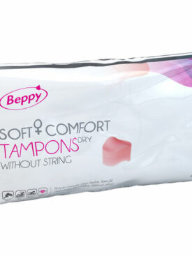 BEPPY SOFT-COMFORT TAMPONS DRY 4 UNITS