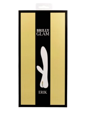BRILLY GLAM ERIK VIBRATOR BLACK