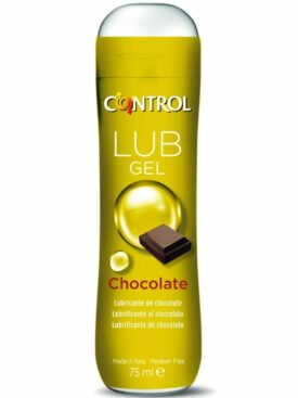 CONTROL LUB GEL LUBRICANTE CHOCOLATE 75 ML