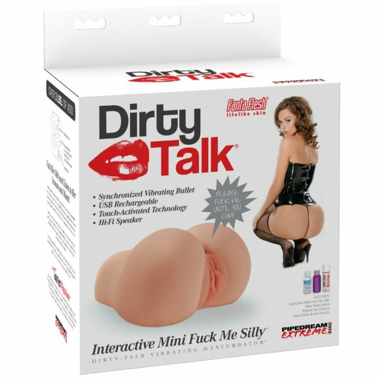 EXTREME TOYZ DIRTY TALK INTERACTIVE MINI FUCK ME SILLY
