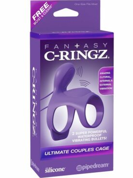 FANTASY C-RINGZ ANILLO ULTIMATE CAGE