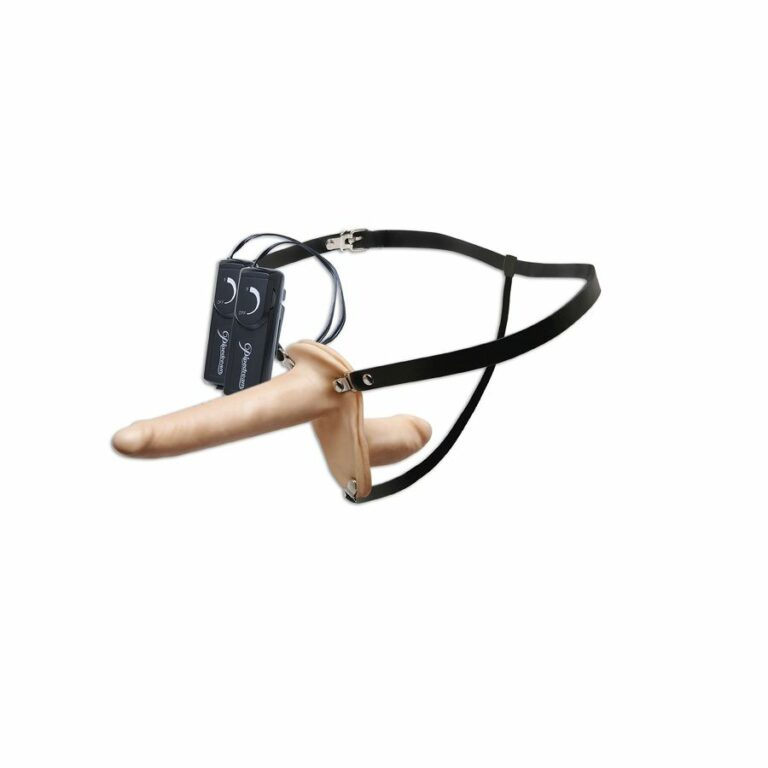 NATURAL VIBRO DUO PROSTHETIC LARGE
