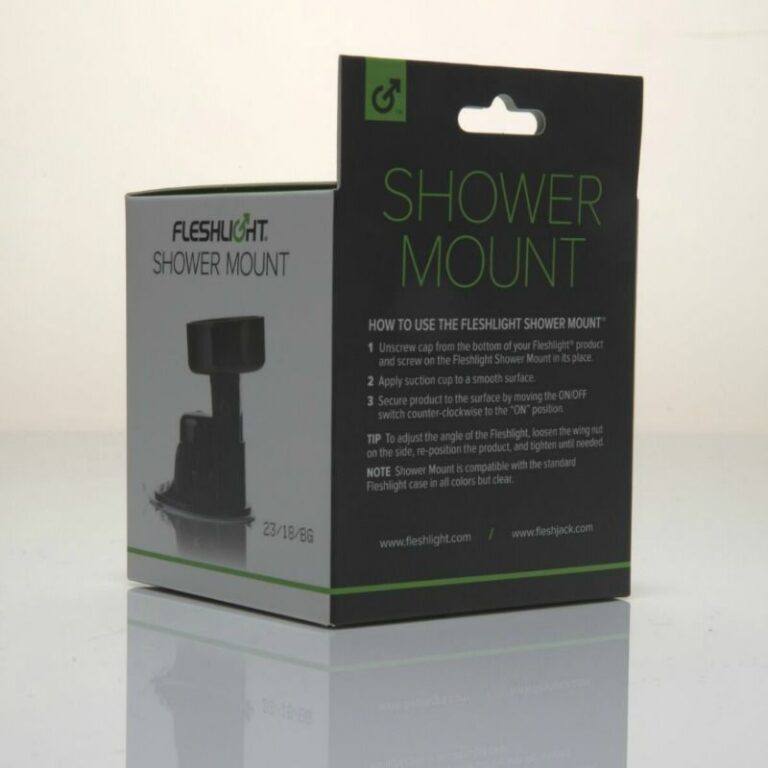 FLESHLIGHT ADAPTADOR DUCHA SHOWER MOUNT FLESHLIGHT