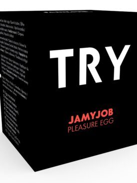 JUMYJOB HUEVO MASTURBADOR DISCRETO VERSION BLACK TRY