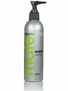 MALE LUBRICANTE EFECTO CALOR 250 ML