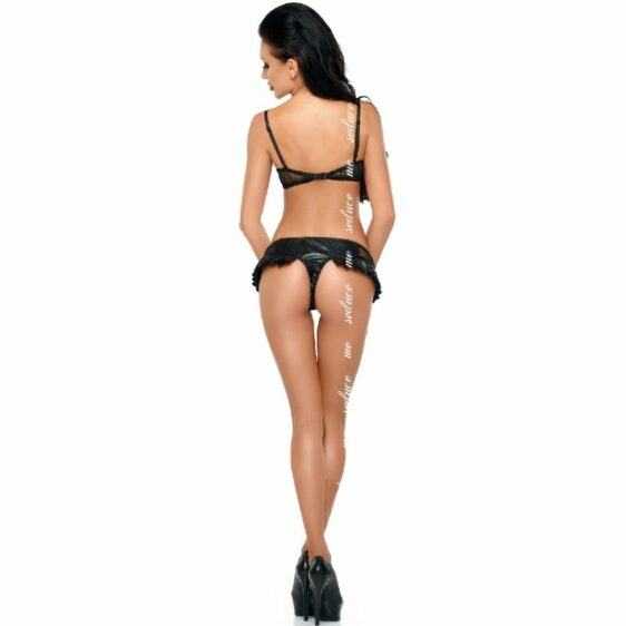 ME-SEDUCE GRACE SET BLACK S/M