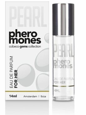 PEARL PHEROMONES EAU DE PARFUM FOR HER  14ML