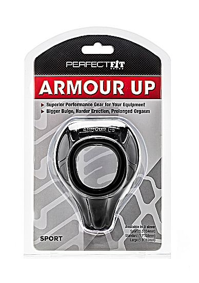 PERFECT FIT ARMOUR UP - BLACK