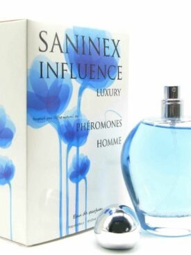 PERFUME FEROMONAS HOMBRE SANINEX INFLUENCE LUXURY.