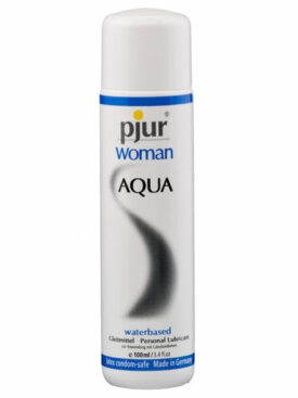 PJUR WOMAN AQUA WATERBASED 100 ML