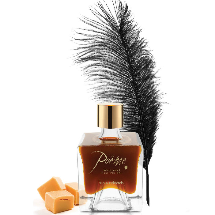 POEME BODY PAINTING BUTTER CARAMEL