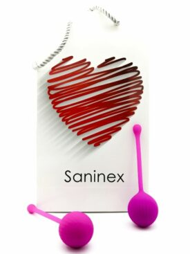 SANINEX CLEVER BOLA LILA