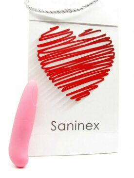 SANINEX MINI-VIBRATOR MULTI EXCITING WOMAN PINK