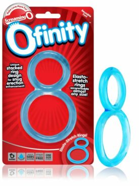 SCREANING O OFINITY ANILLO DOBLE AZUL