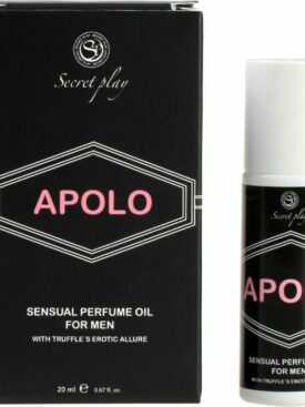 SECRETPLAY PERFUME EN ACEITE APOLO 20ML