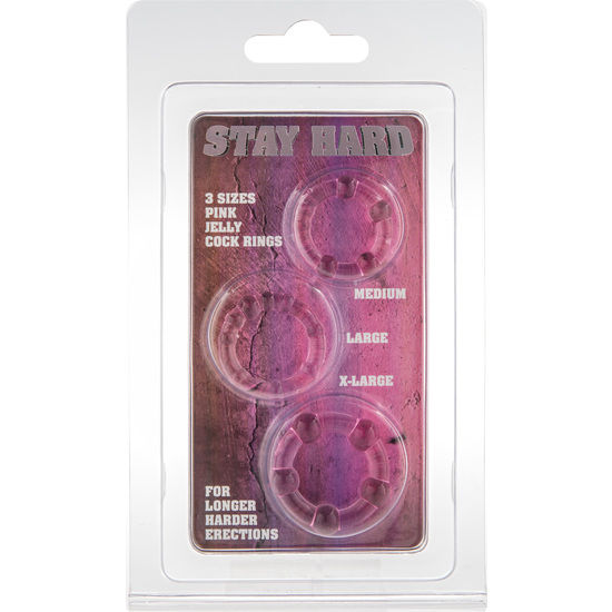 SEVENCREATIONS STAY HARD PINK