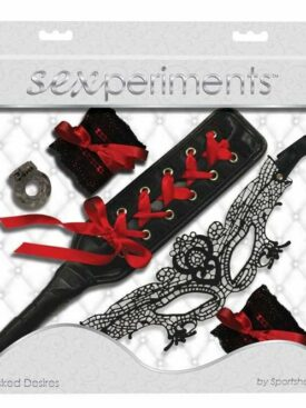 SEXPERIMENTS MASKED DESIRED KIT
