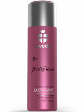 SWEDE FRUITY LOVE LUBRICANTE POMELO ROSA CON MANGO 50 ML