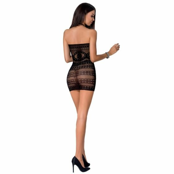 PASSION WOMAN BS063 DRESS BLACK ONE SIZE