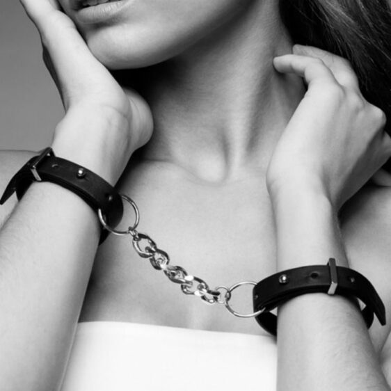 MAZE - THIN HANDCUFFS BLACK
