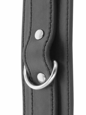 DARKNESS  HANDCUFFS  WITH DOUBLE SNAP HOOK