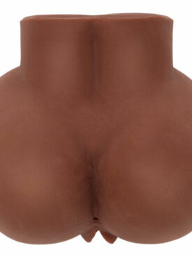 HOT HONEY RIDER WITH VIBRATOR BROWN