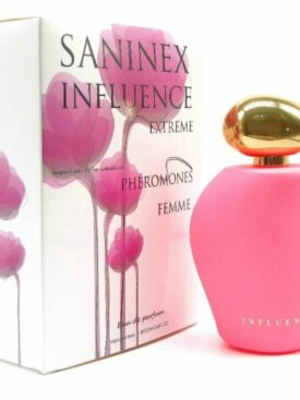WOMAN SCENT WITH PHEROMONES SANINEX INFLUENCE EXTREME.