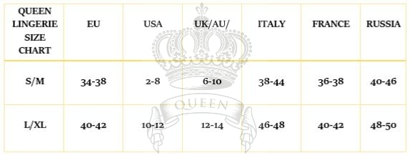 QUEEN CHART 21