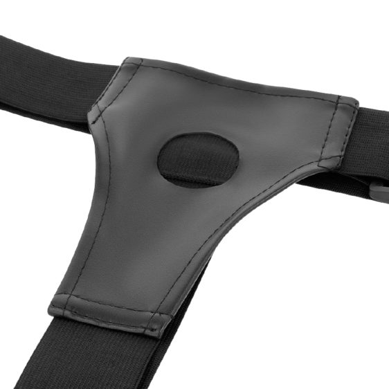HARNESS ATTRACTION HARNESS ATTRACTION BLAKE  STRAP-ON HOLLOW EXTENDER  17  X 4CM