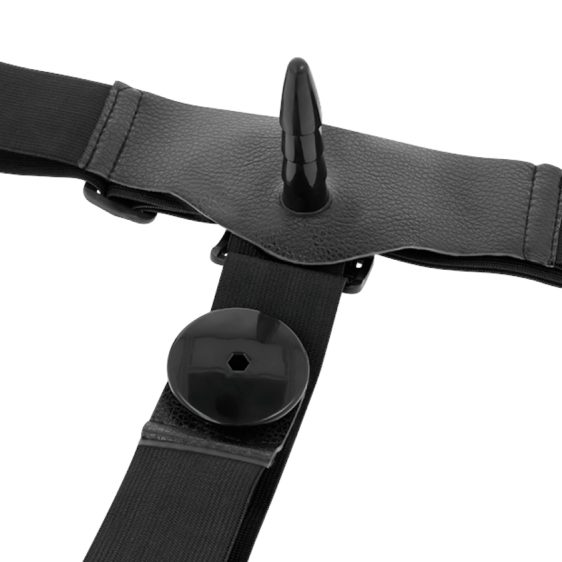 HARNESS ATTRACTION HARNESS ATTRACTION WAYNE DOUBLE 16.5  X 3.5CM