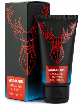 MARAL GEL INCREMETADOR ERECCIÓN