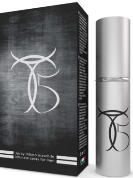 T5 SPRAY RETARDANTE PARA HOMBRES 5 ML