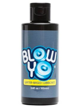 BLOW YO LUBRICANTE BASE AGUA 100 ML