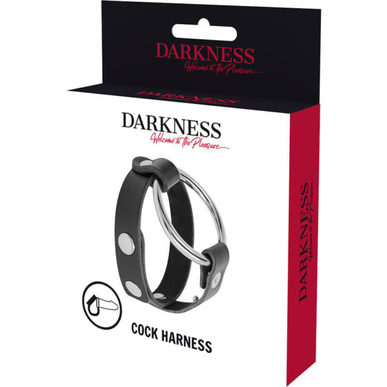DARKNESS PENIS RING AND BDSM TESTS