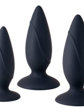 SEVENCREATIONS  ESSENCE KIT DE ENTRENAMIENTO ANAL NEGRO