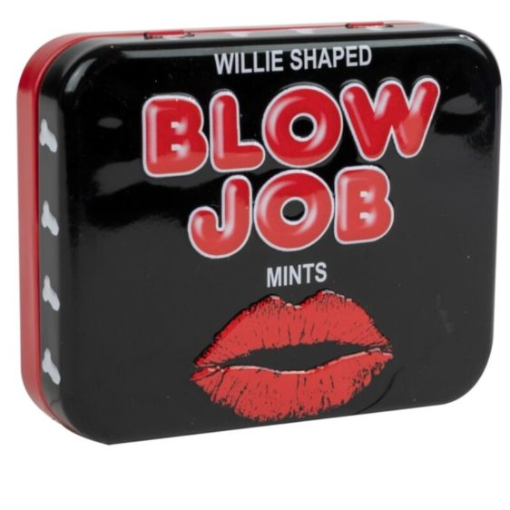 WILLY SHAPED BLOW JOB MINTS