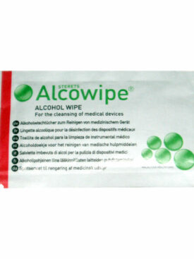ELECTRASTIM  STERILE CLEANING WIPE SACHETS-PACK