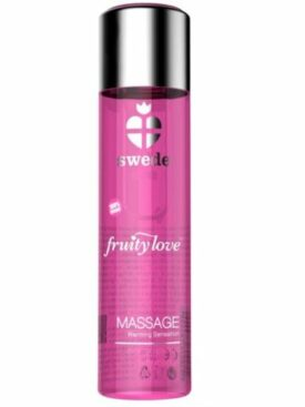 SWEDE FRUITY LOVE ACEITE EFECTO CALOR POMELO Y MANGO 60 ML