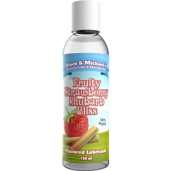 VINCEN & MICHAEL'S   PROFESSIONALOIL  STRAWBERRY WITH  RHUBARB 150ML