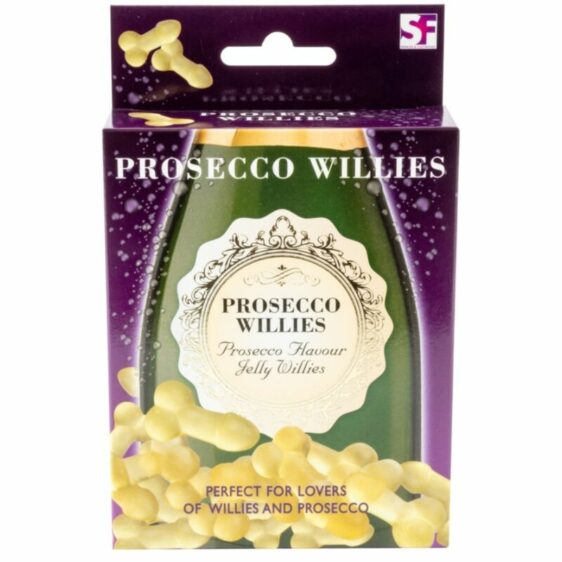 SPENCER AND FLEETWOOD PROSECCO WILLIES