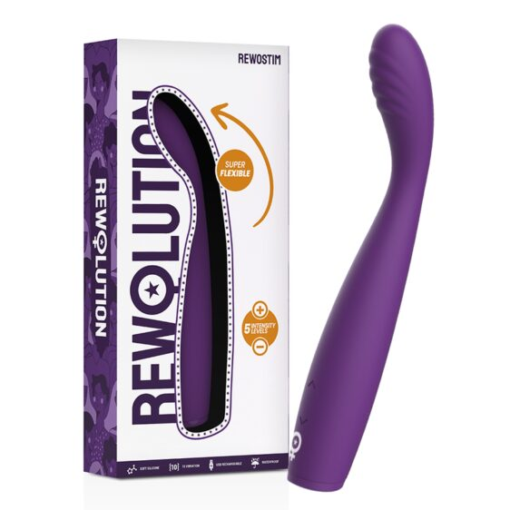 REWOLUTION REWOSTIM FLEXIBLE VIBRATOR