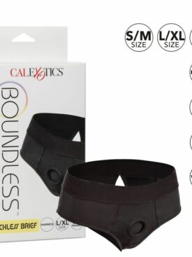 CALEX BOUNDLESS BACKLESS BRIEF S/M
