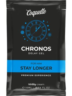COQUETTE CHRONOS DELAY GEL RETARDANTE PARA ÉL 10 ML