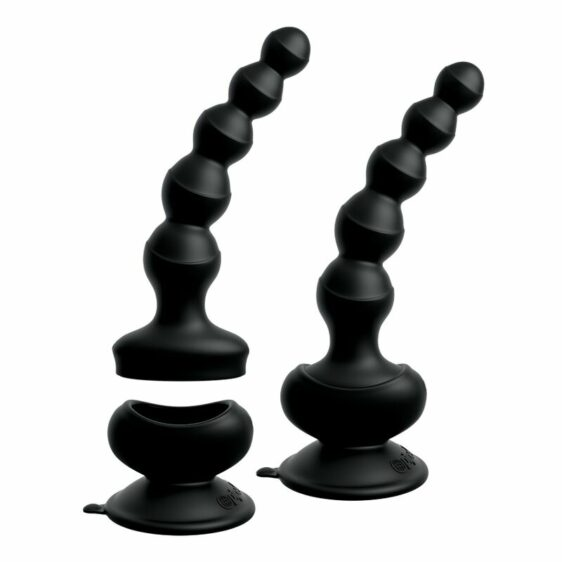 3SOME WALL BANGER BEADS - NEGRO 3SOME