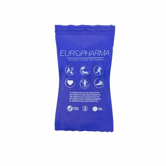 EUROPHARMA TAMPONS ACTION TAMPONS 6 UNITS